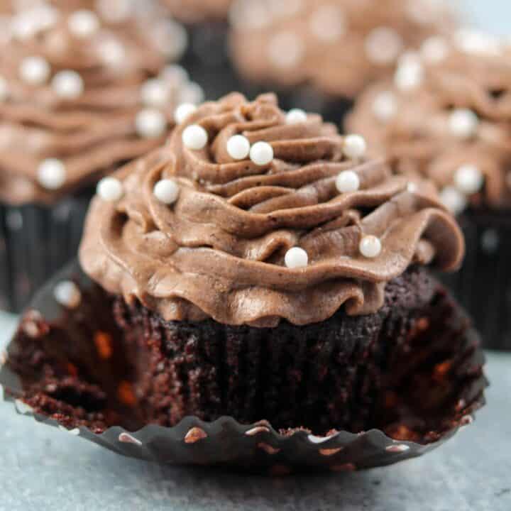 Disney's Grey Stuff Cupcake Copycat Recipe